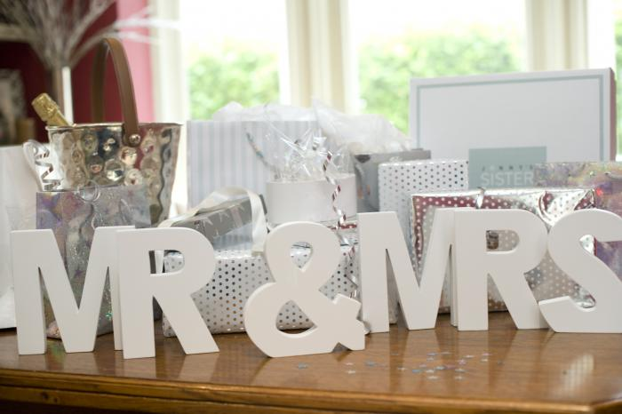 Mr And Mrs Large Wooden Letters: Clare Beckwith Weddings Events Parties: Say It With 'Love