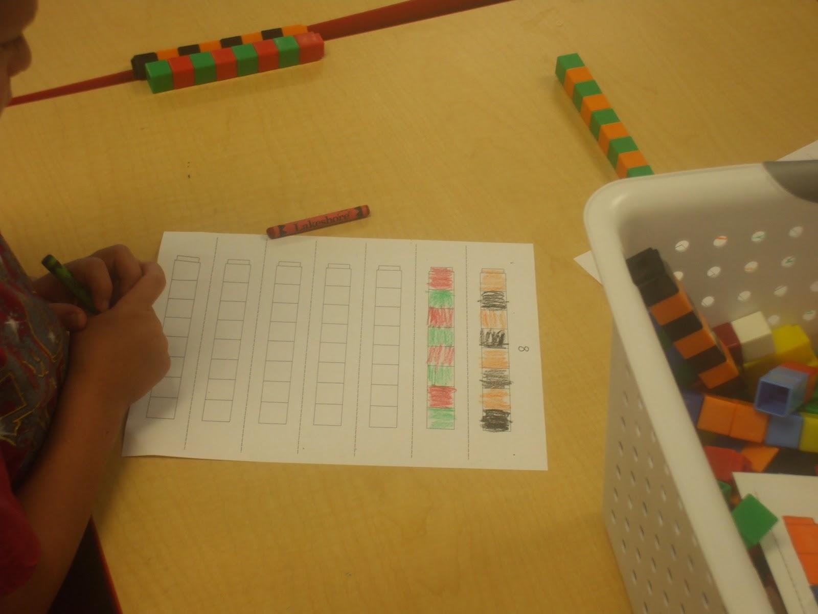 Mrs Huff S Kinderblog Math And More