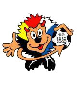 Benelucky Euro 2000 mascot