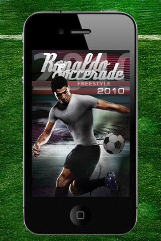 Ronaldo Soccerade Freestyle 2010