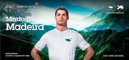 Cristiano Ronaldo: Made in Madeira