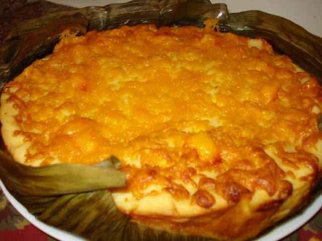 Casa Baluarte Recipes Bibingka Royal