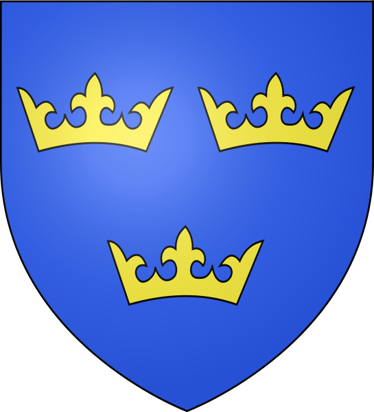 5 me 2 de janson de sailly les blasons des chevaliers de - La table ronde du roi arthur ...