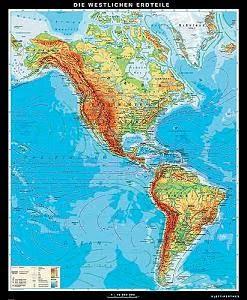 Doppelkontinent Amerika Karte Goudenelftal