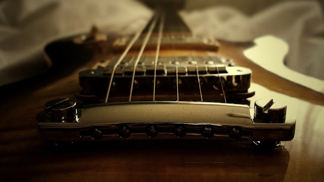 Tru Online Courses >> Great Guitar Sound: Guitar Wallpaper - Gibson Les Paul Guitar - 1920x1080