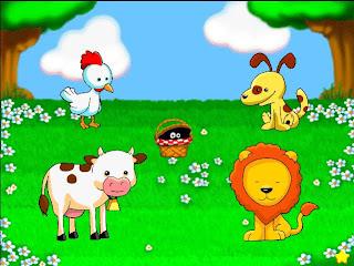 Computer games for toddlers: Toddler games - Reader Rabbit