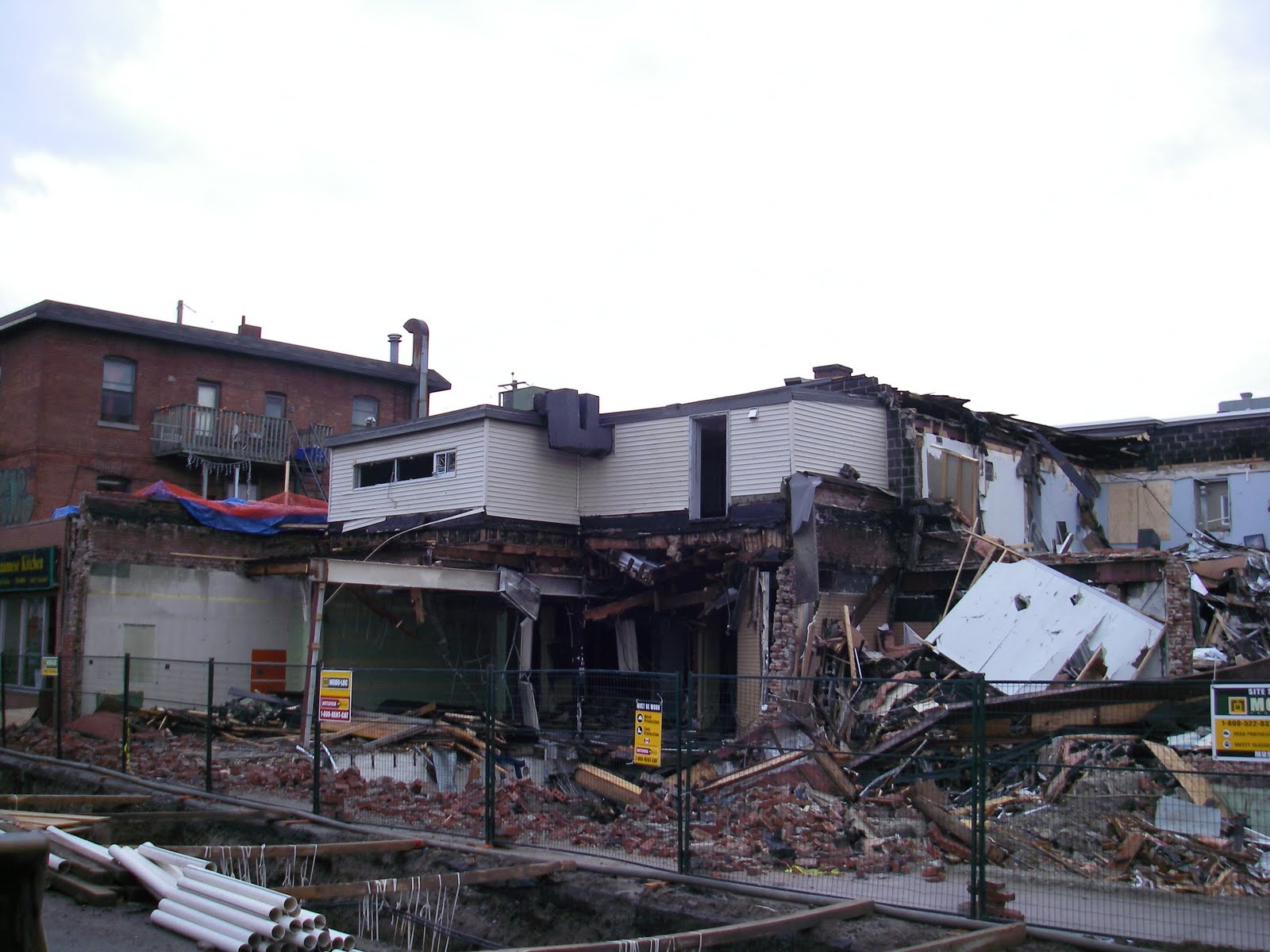 Images Of Centretown: Tommy & Lefebvre Reconstruction: Part 4