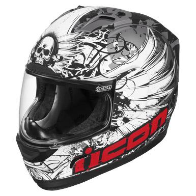 New Fall 2010 Icon Alliance Helmet