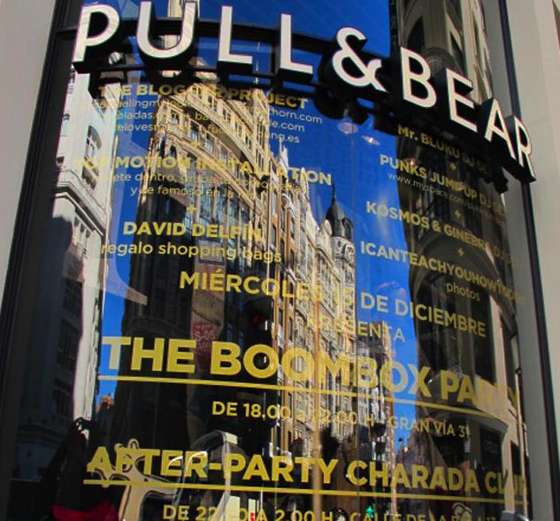 Pull And Bear El Salvador La Gran Via Unifeed Club