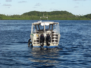 Dive Me, Fiji