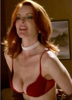 Stars Marcia Cross Nude Shower Scenes