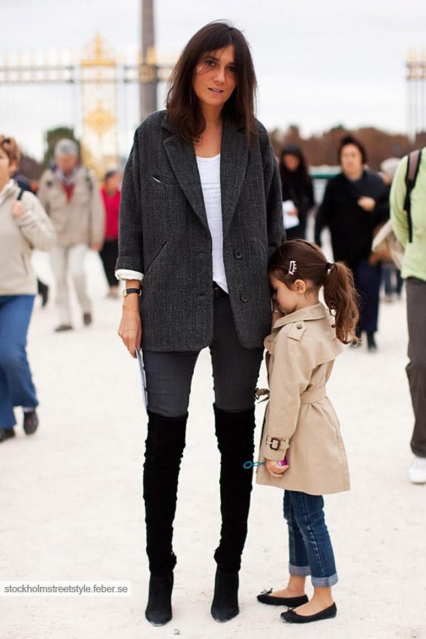 Emmanuelle Alt Style Du Monde: Style Slice: Inspiration: Emmanuelle Alt
