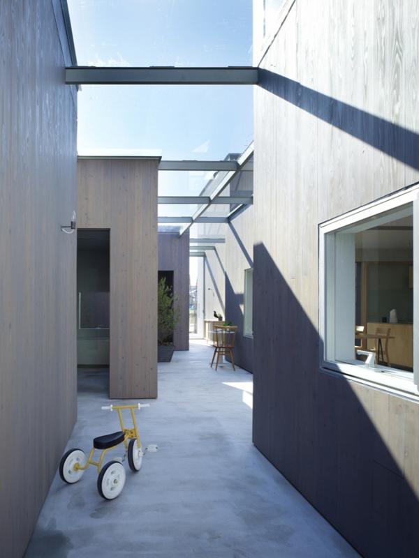 Interior Home Design Neo Siheyuan Inspired Home In Japan