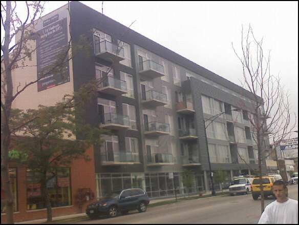 The Albany Park Post The Kimball Station Condo Building