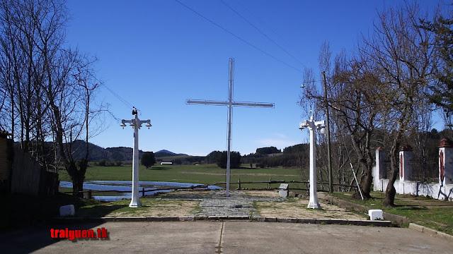 La cruz de Amicat Traiguén