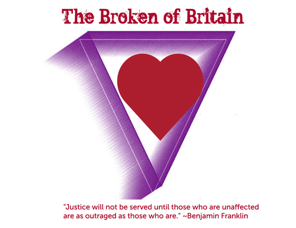 The Broken Of Britain: The TBofB Logo