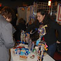 NY Etsy Team Member Beadscarf