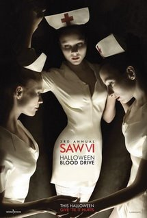 SAW 6 (VI) MOVIE TRAILER - SAW VI FILM ,RELEASE DATE,CAST