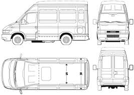 All about new Model Vans: all about Van : Iveco Daily Van