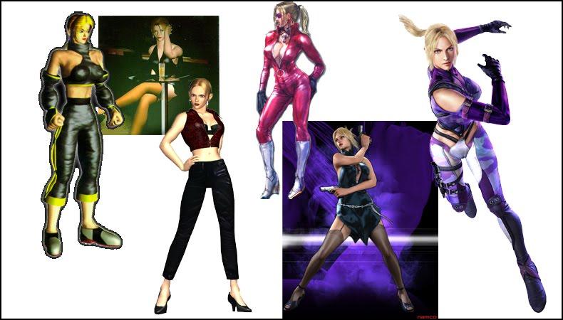 Vg Fashion Talk Evolution Of Nina