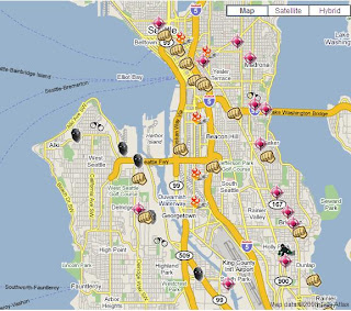 SpotCrime - The Public\'s Crime Map: Seattle Crime Maps