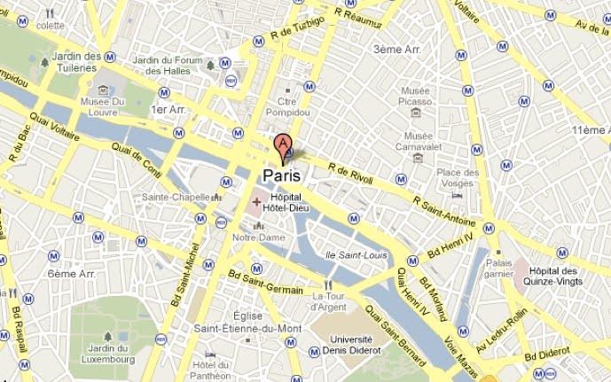 Paris Google Map – bunchexcuse.live
