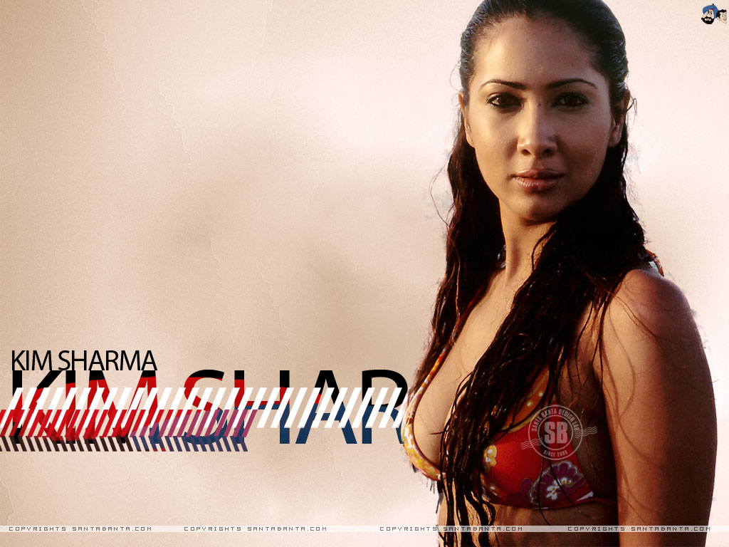 Indian Sexy Girls Photogallry Indian Sexy Actress Kim Sharma-9972