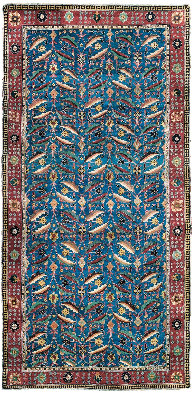 10 Million Persian Carpet Sets New Auction Record