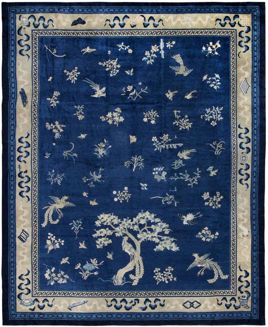 TEA AND CARPETS: Why Chinese Carpets, Born On The Steppes ...