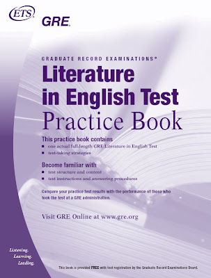 GRE Literature in English Test Practice Book