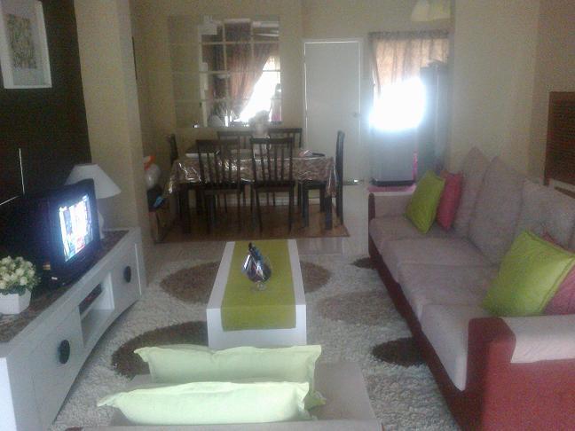 Cara Hias Ruang Tamu Rumah Flat  Desainrumahidcom