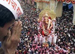 Ganpati songs: Mahaganapathim Remix by A  R  Rahman