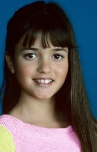 Danica mckellar wonder years site, with