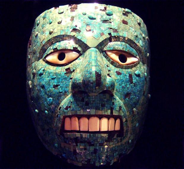 Art 12a Post #3 Aztec Masks