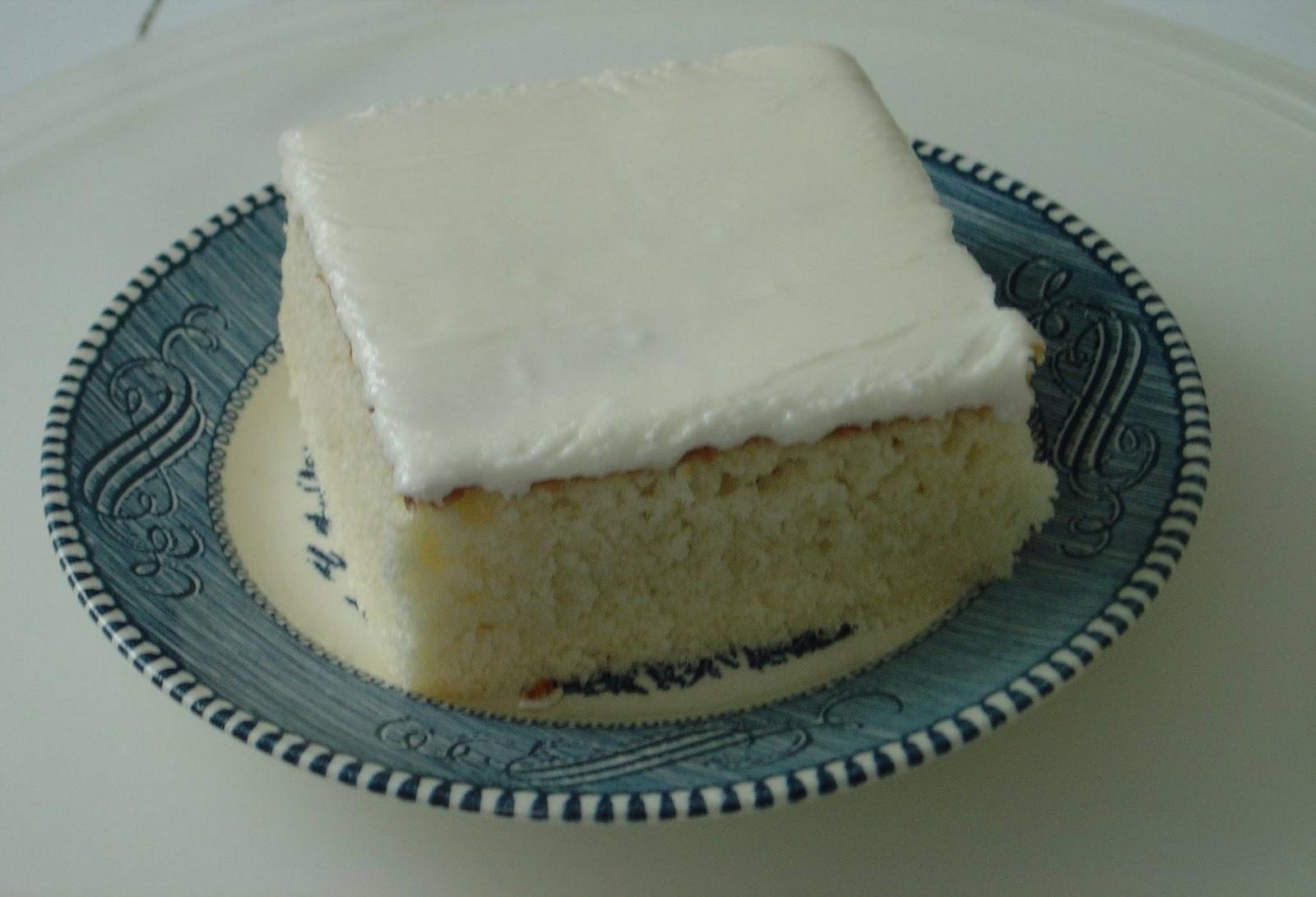 Eggless Yellow Sheet Cake