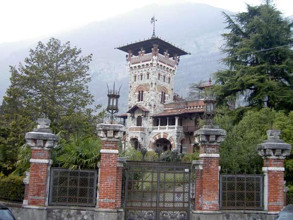 Villa pessina