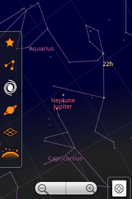 Star Map Android.Google Lat Long Sky Map For Android Location And Orientation