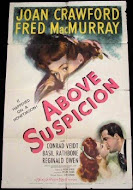 Above Suspicion / Joan Crawford and Fred MacMurray