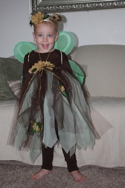Everyday Art Forest Fairy Halloween Costume