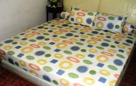 Bed Cover SET Motif Cantik