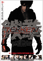 Tekken a film  ( Tekken the movie )
