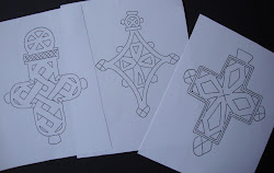 drawing cards handmade paper creations motifs