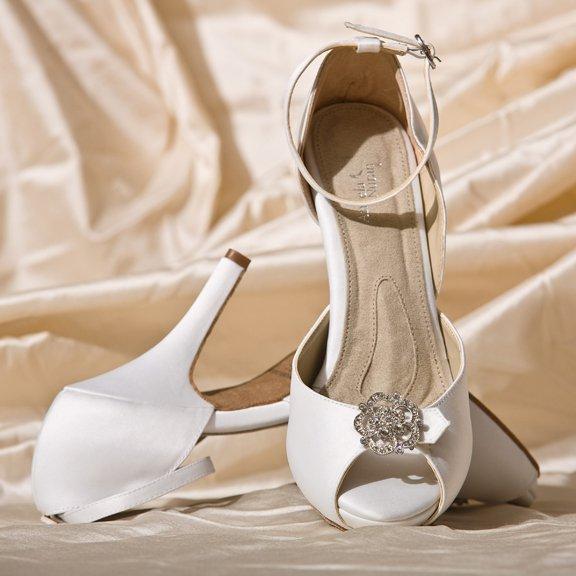 Angela Nuran Wedding Shoes Trends Vintage Elegance By But The