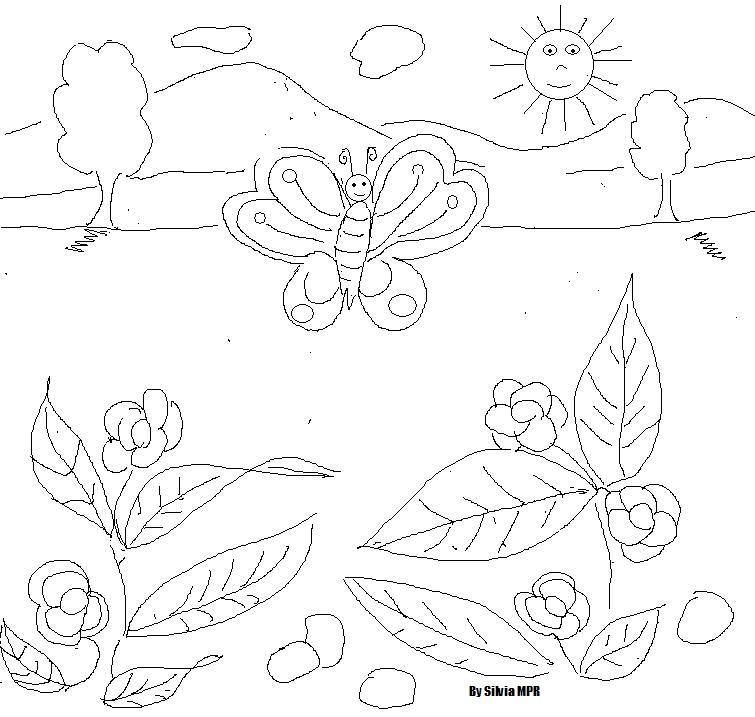 Paisajes De Montañas Faciles Para Dibujar Bild Paisajes