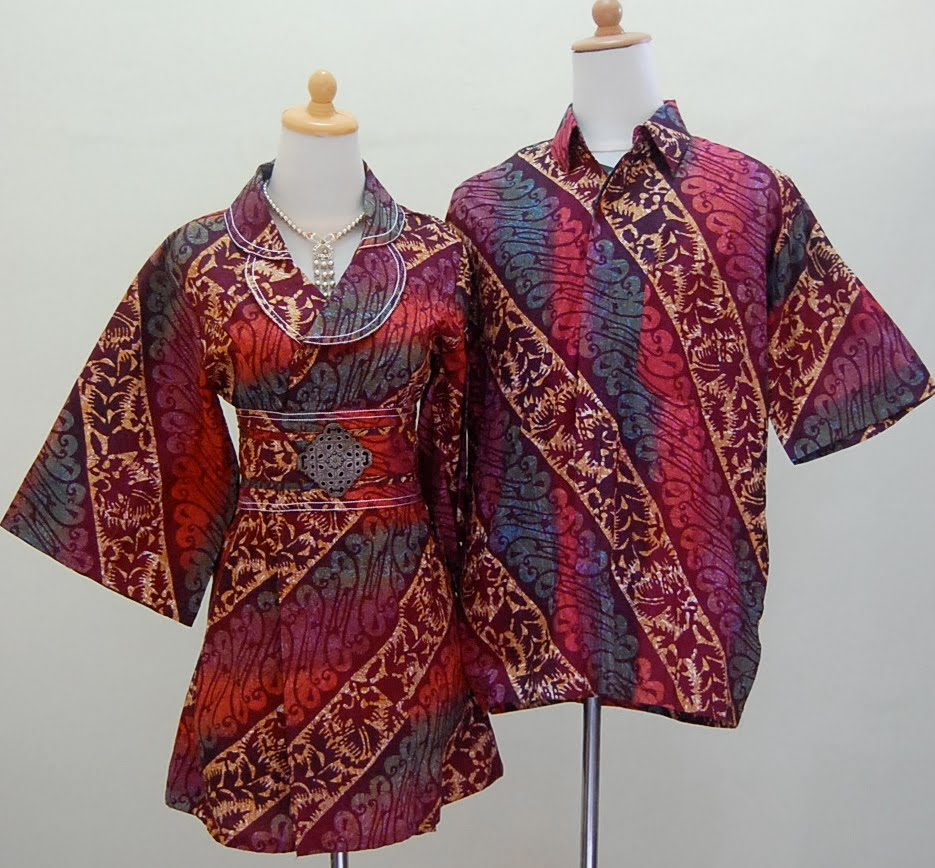 Toko Baju Batik Modern Online