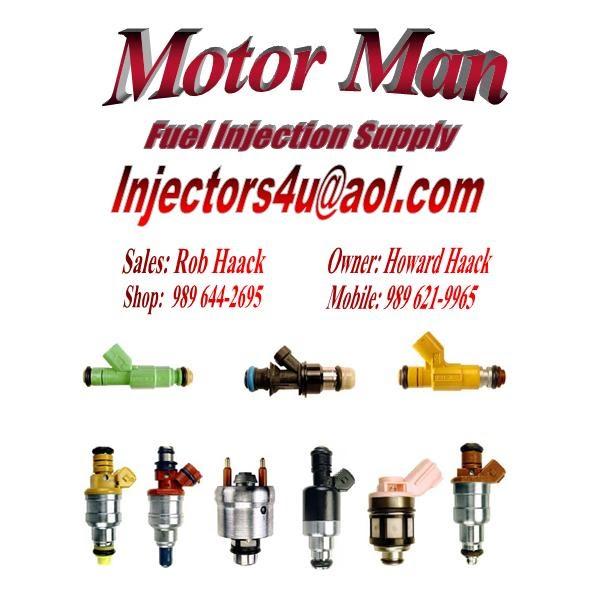 Reconditioned Fuel Injectors: Motor Man's Rebuild And