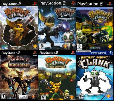 Ratchet & Clank Pack por solo 120 BsF!!!!