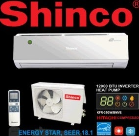 All New Mini Split Ductless Heatpump Systems Los Angeles