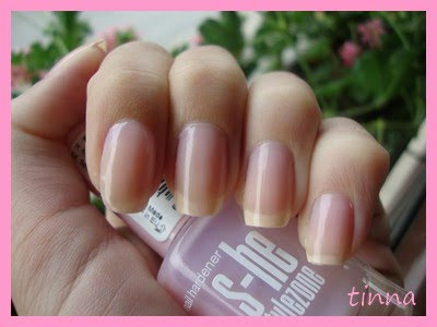 NAKED NAILS WITH HARDENER