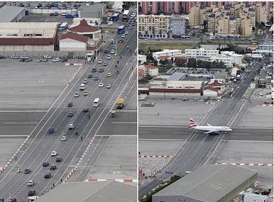 Aeropuertos más extraños del mundo 0